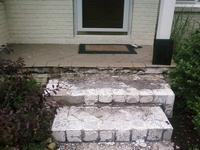Porch Before